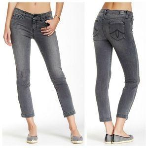 Level 99 Lily Skinny Straight Leg Jeans in Modesto